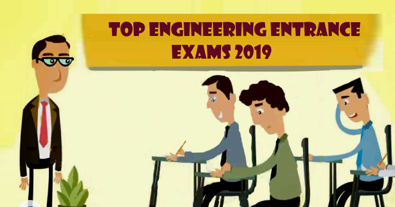 List of top engineering Entrance exams 2019 | Careerkarts